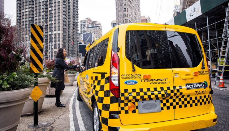 Ford-Taxi-New-York