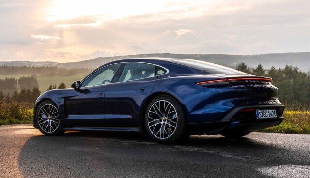 Porsche-Taycan