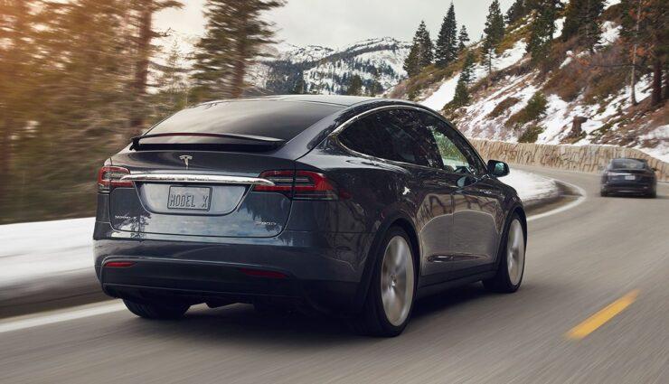 Tesla-Batterieproduktion