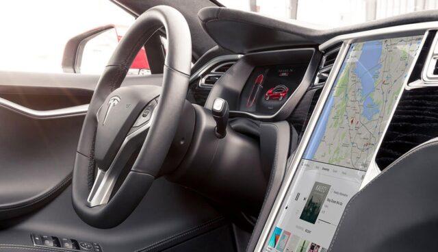 Tesla-Display