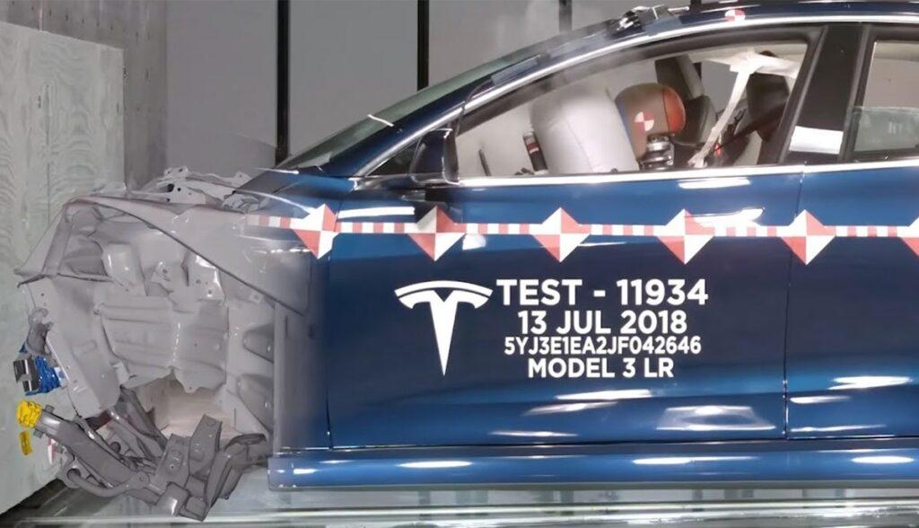Tesla-Sicherheit