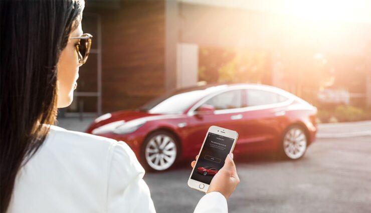 Tesla-Smart-Summon