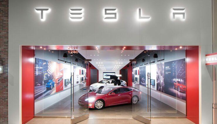 Tesla-Store