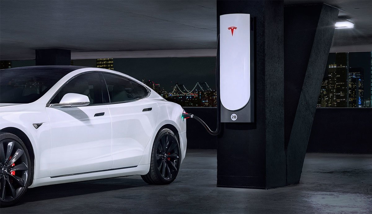 Tesla-Urban-Supercharger