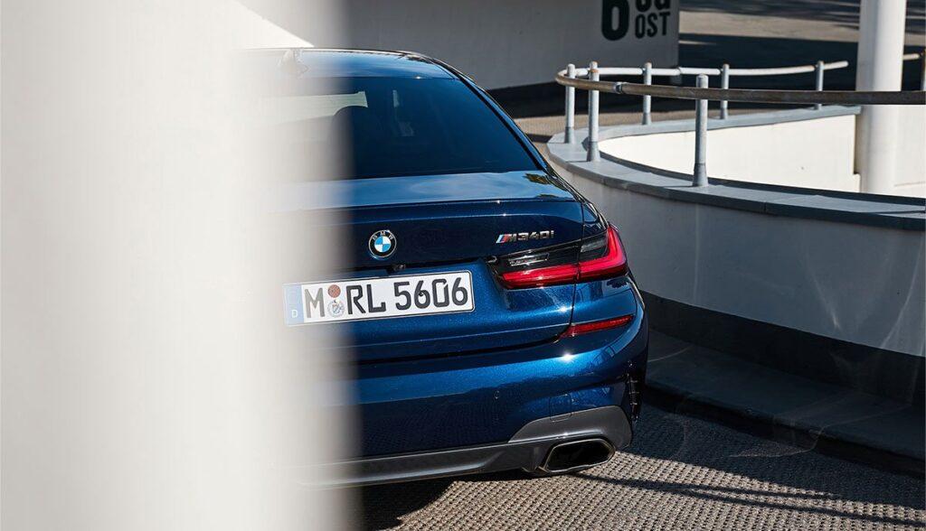 BMW-Tesla