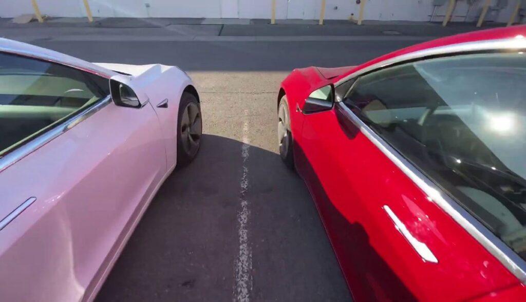 Tesla-Leistungsvergleich
