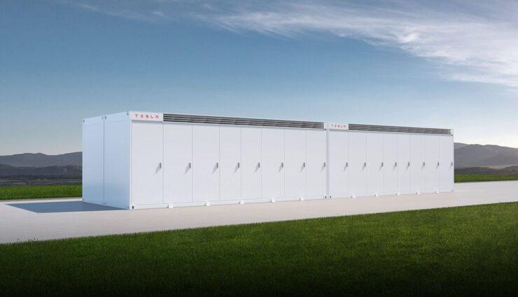 Tesla-Megapack