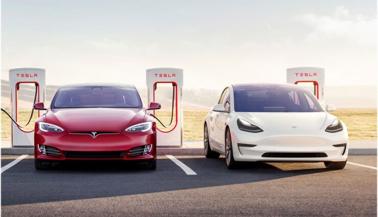 Tesla-Model-S-Model-3