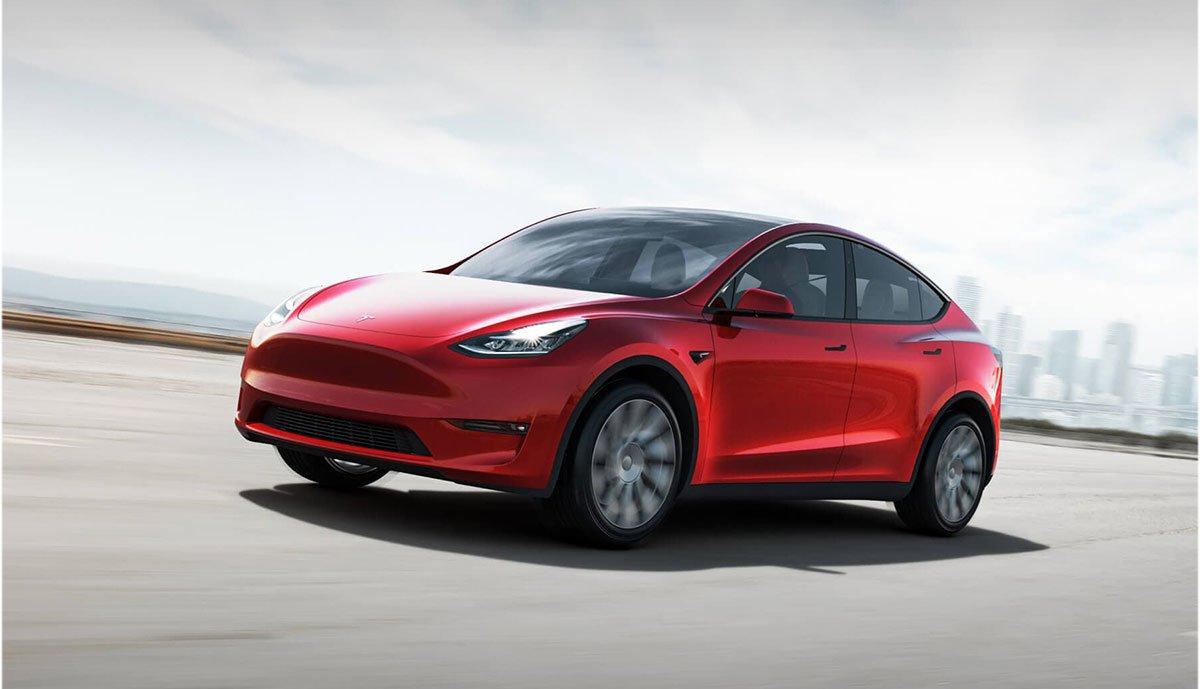 Tesla-Model-Y