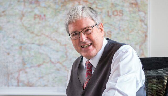Prof. Dr. Jörg Steinbach Wirtschaftsminister Land Brandenburg