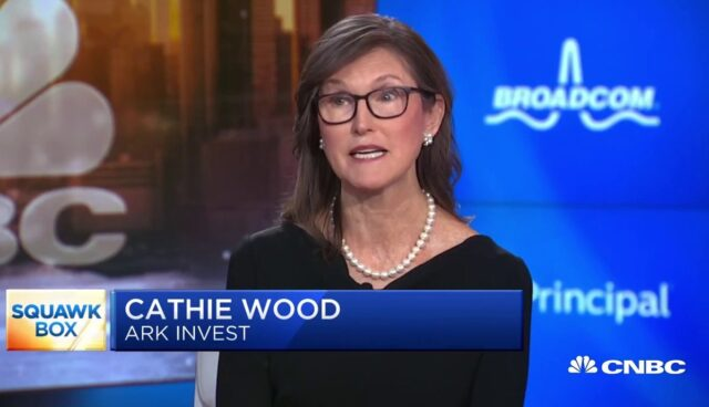 ark wood cnbc