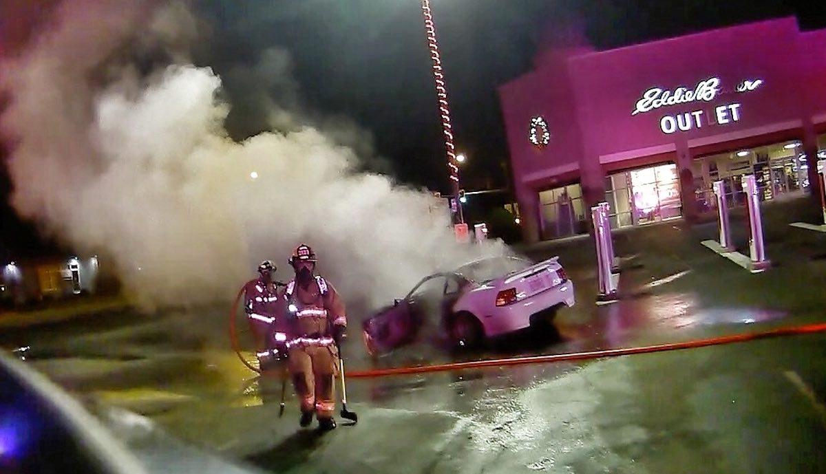 brand supercharger verbrenner rauch