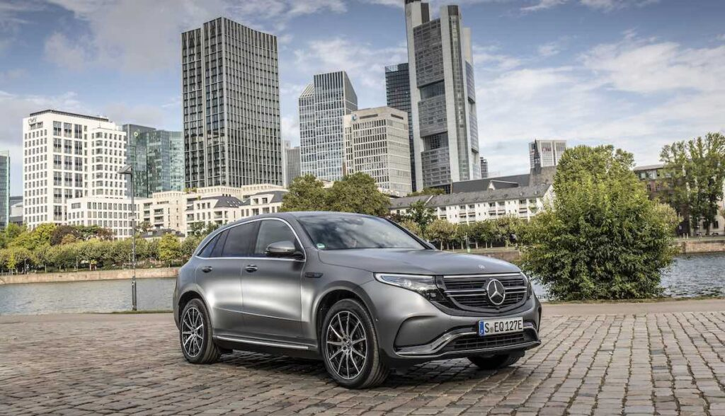Mercedes-Benz Plug-in-Hybride – die neue EQ Power Familie Frankfurt 2019Mercedes-Benz plug-in hybrids – The New EQ Power Family Frankfurt, September 2019