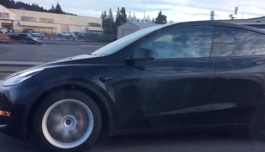 model y performance spy