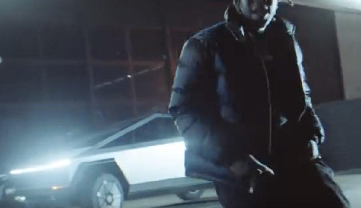 Tesla-Cybertruck und Quad ATV in Rap-Video präsentiert > teslamag.de