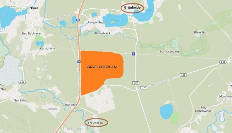 Giga Berlin Karte