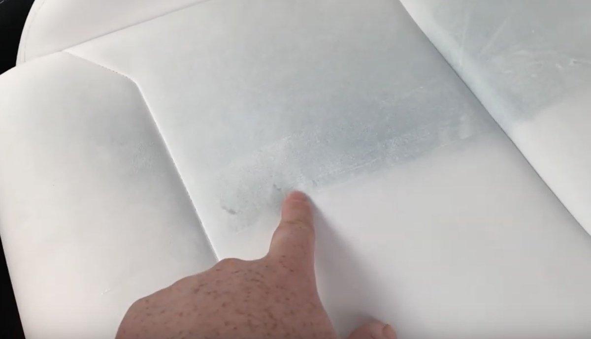Leder-Keramikversiegelung