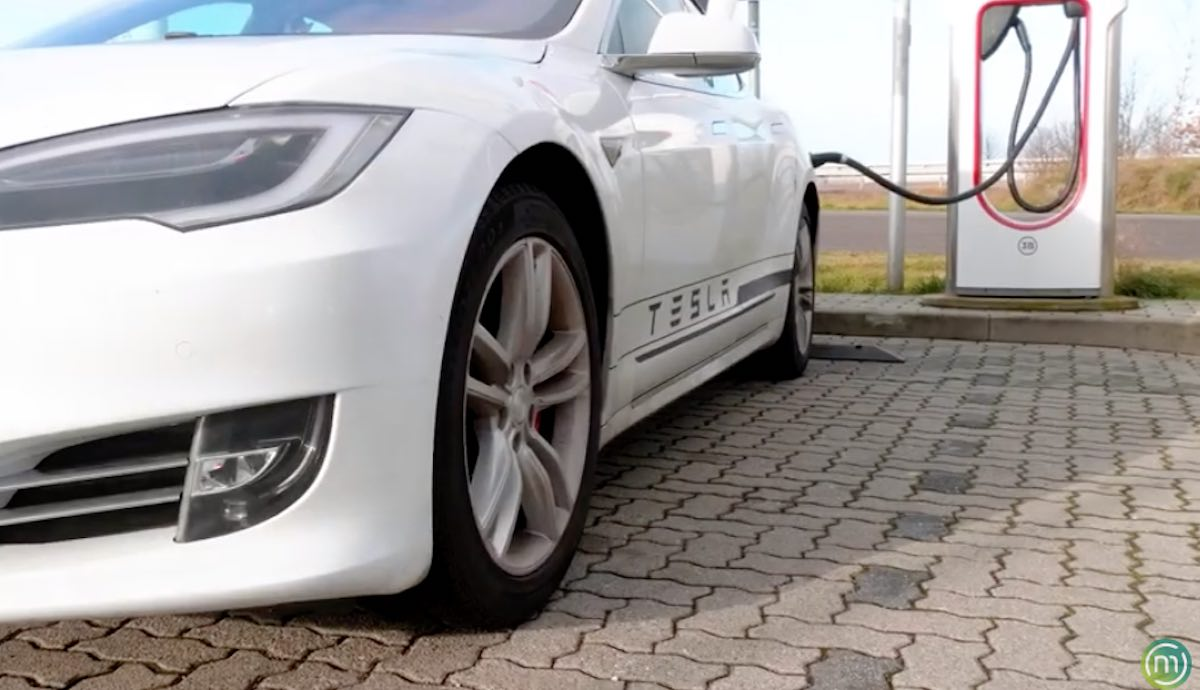 nextmove tesla model s
