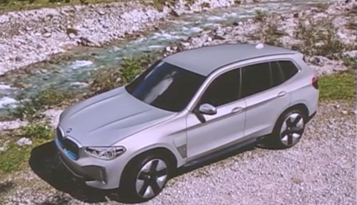 bmw ix3 genf mar20