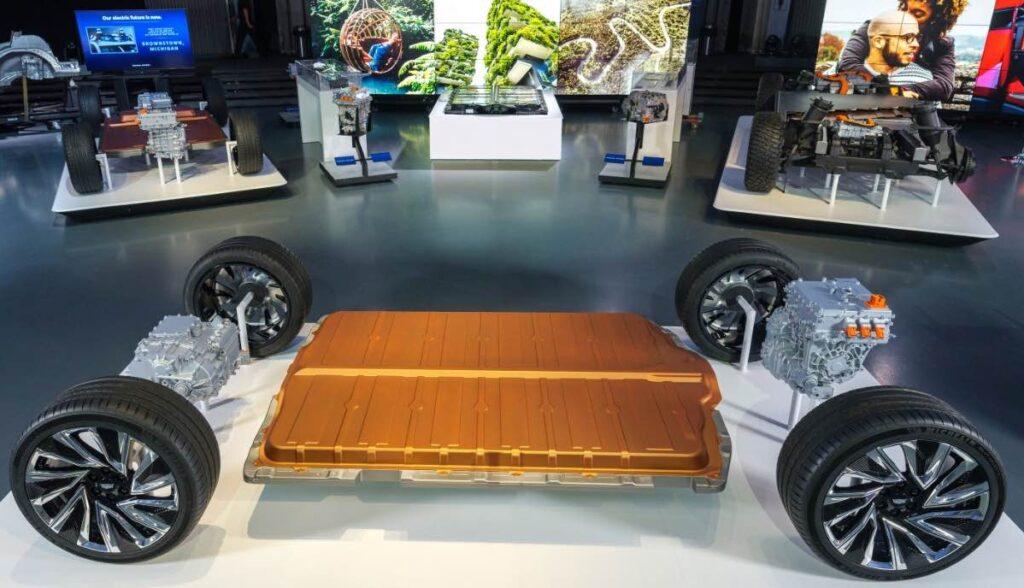 GM EV Day – Design Dome – Warren, Michigan