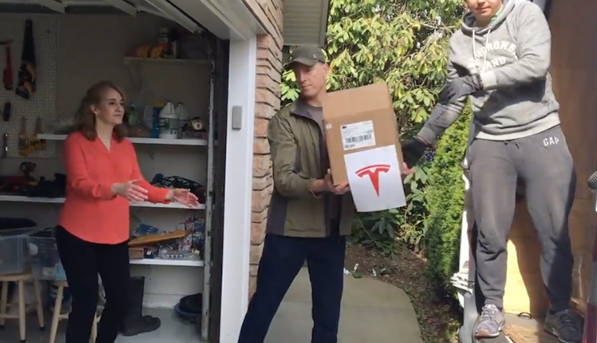 Tesla liefert erste 50.000 Stück – in private Garage > Teslamag.de