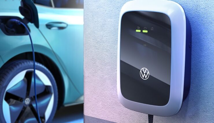 id.charger vw ladestation