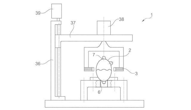 tesla curevac patent rna reaktor