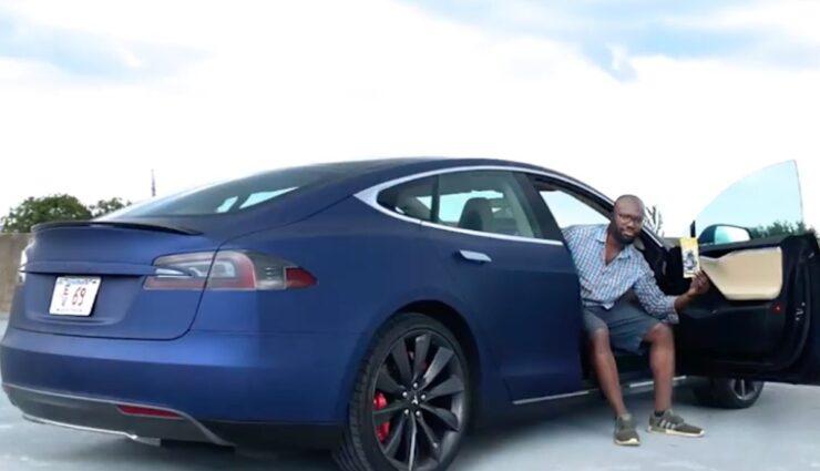 tesla model-s rich rebuilds blau