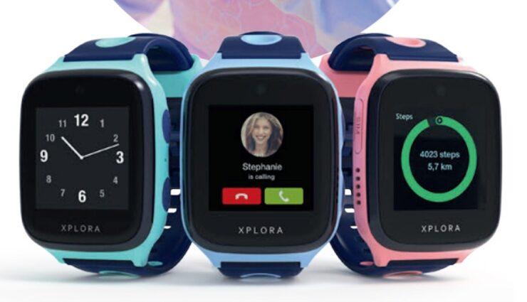explora smartwatches tesla partner fcc