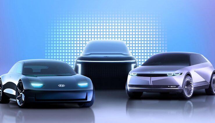 hyundai elektroauto marke ioniq trio