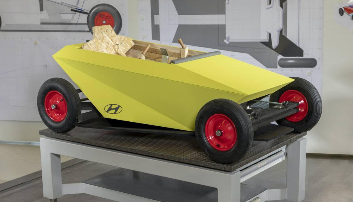 Hyundai-Seifenkiste