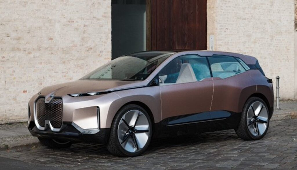 bmw inext studie