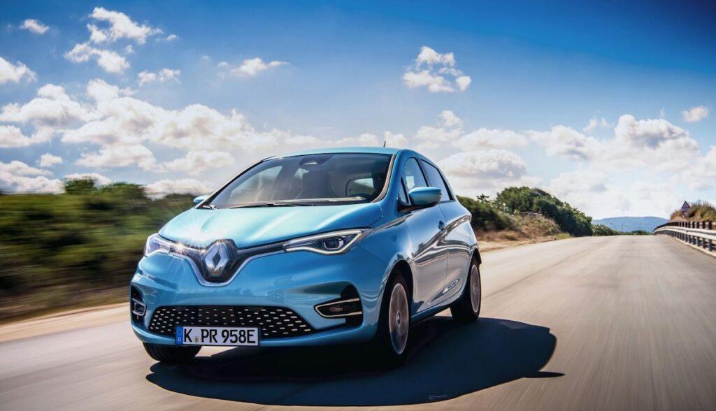 renault zoe marktfuehrer elektroauto deutschland