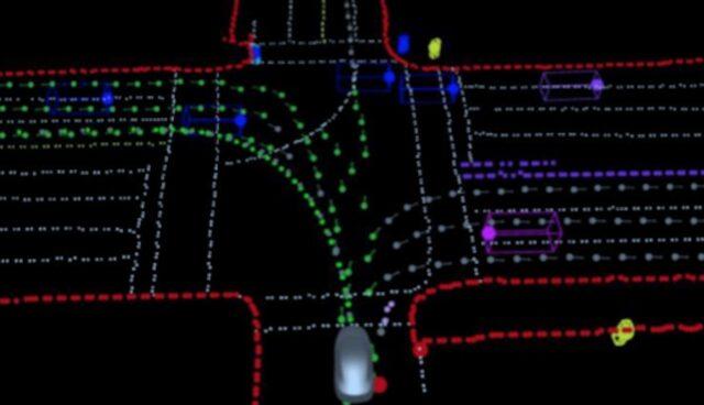 tesla autopilot fsd rewrite 4d