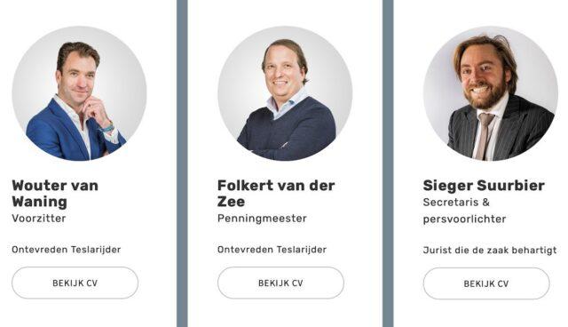 tesla claim stiftung klagen niederlande gruender