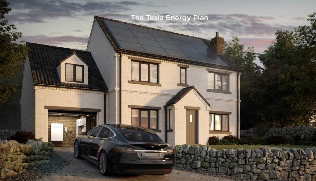 tesla energy plan uk haus solar auto powerwall