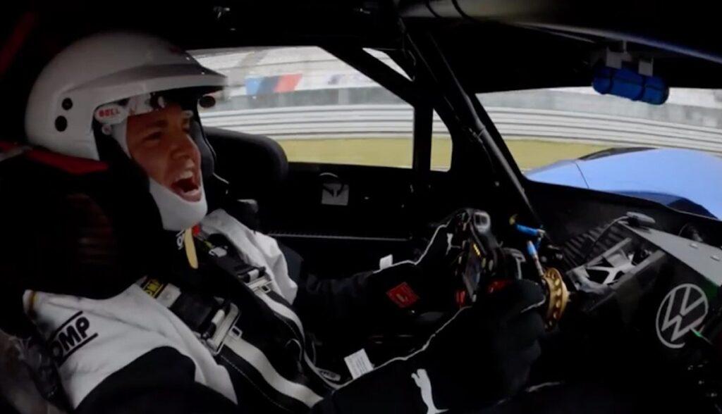 vw id.r nuerburgring grand prix strecke