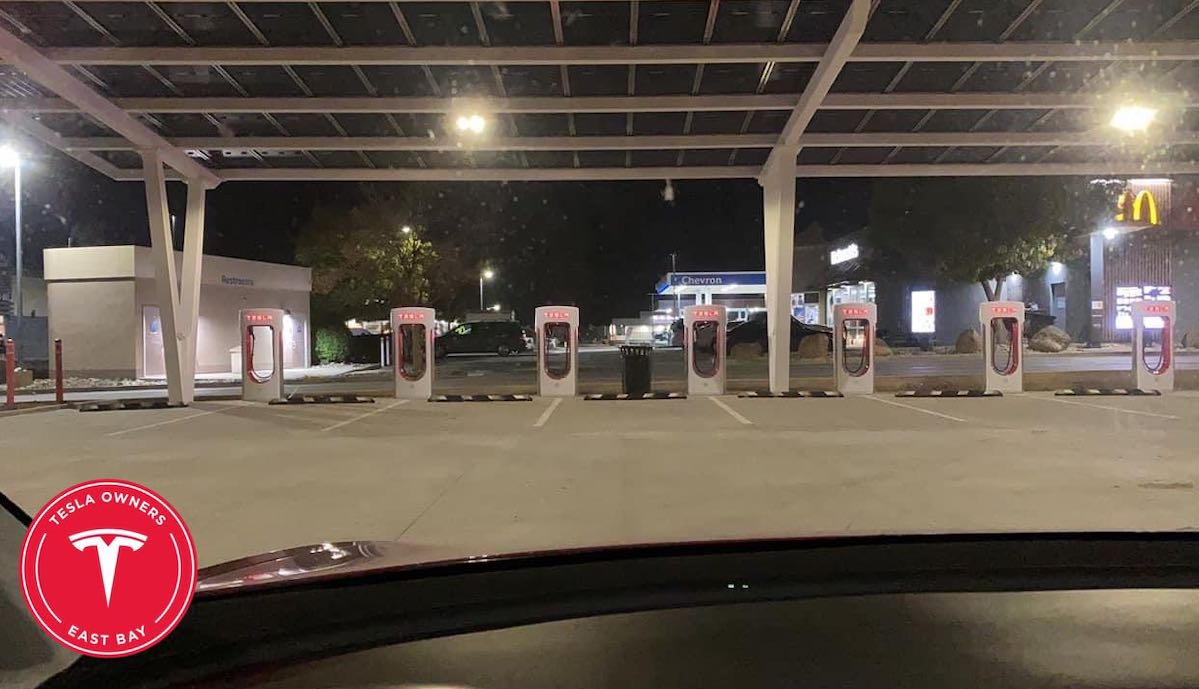 tesla supercharger fresno county 56 saeulen