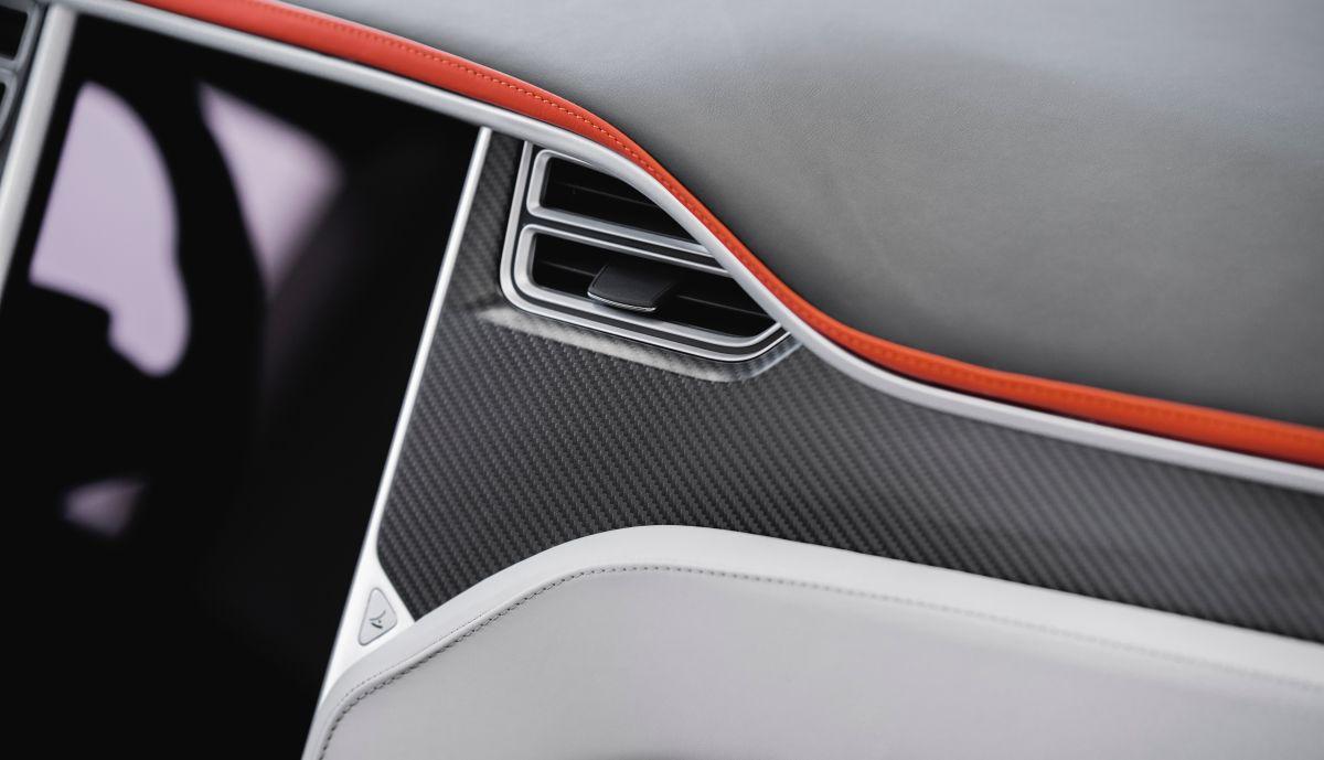 Ares Cabrio Model S