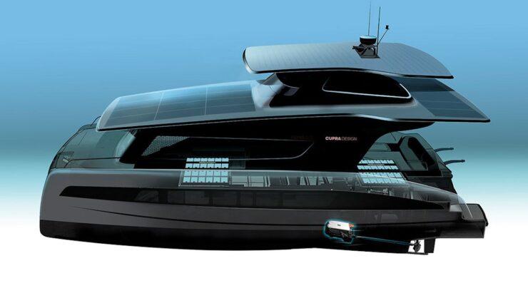 silent yacht 50 volkswagen meb cupra