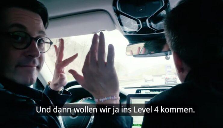 bmvi scheuer autonom fahren gesetz