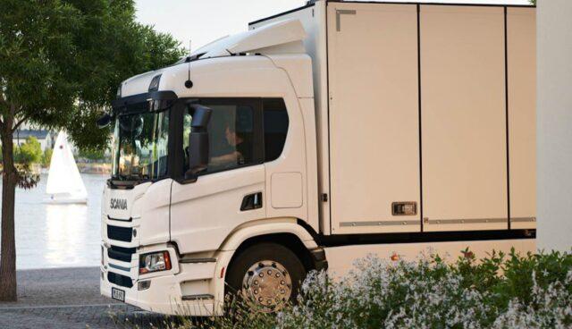 scania truck wasserstoff bgrenzter nutzen