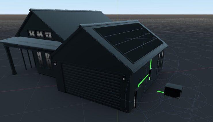 tesla software grafik haus solar