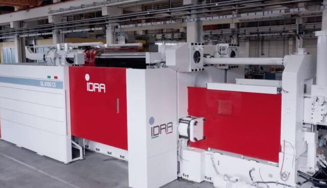 idra group giga-presse 800 tonnen tesla cybertruck