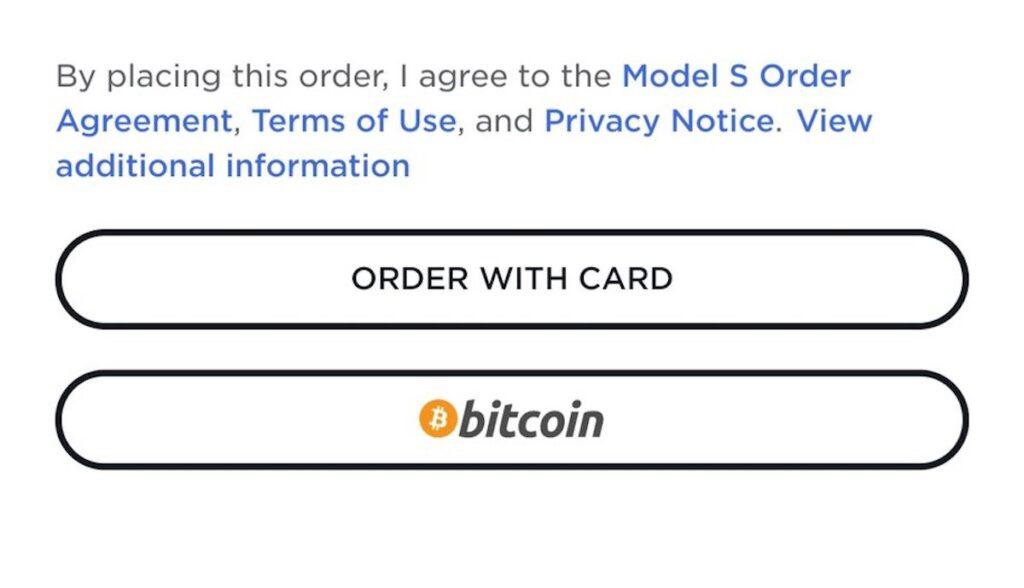 tesla bestellseite usa bitcoin option