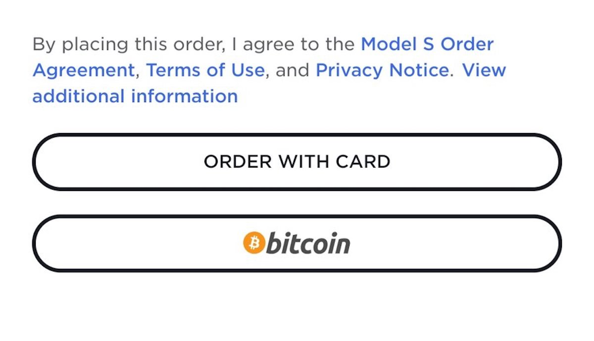 Kannst du Tesla-Aktien mit Bitcoin kaufen?