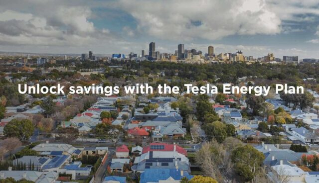 tesla south australie energy plan strom
