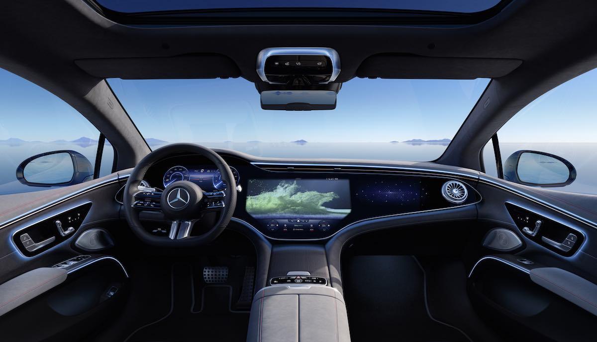 Mercedes-EQ, EQS, V 297, 2021Mercedes-EQ, EQS, V 297, 2021