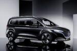 Premiere des Concept EQT – Vorbote einer neuen Hochwertigkeit im Small-Van-SegmentPremiere of the Concept EQT – forerunner of a new premium quality in the small van segment