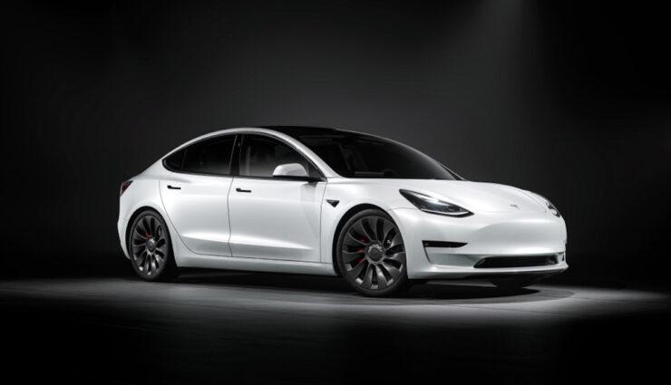 tesla model-3 performance facelift